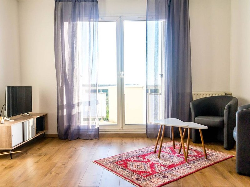 Top of the Rebberg (Mulhouse) – 1BR | Amazing view, holiday rental in Dannemarie
