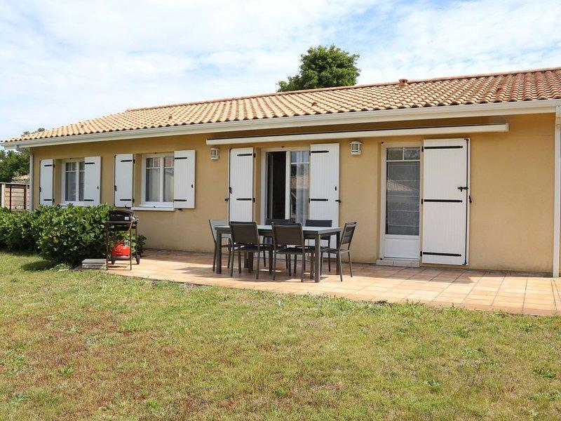 La Villa Elisa, holiday rental in Andernos-les-Bains