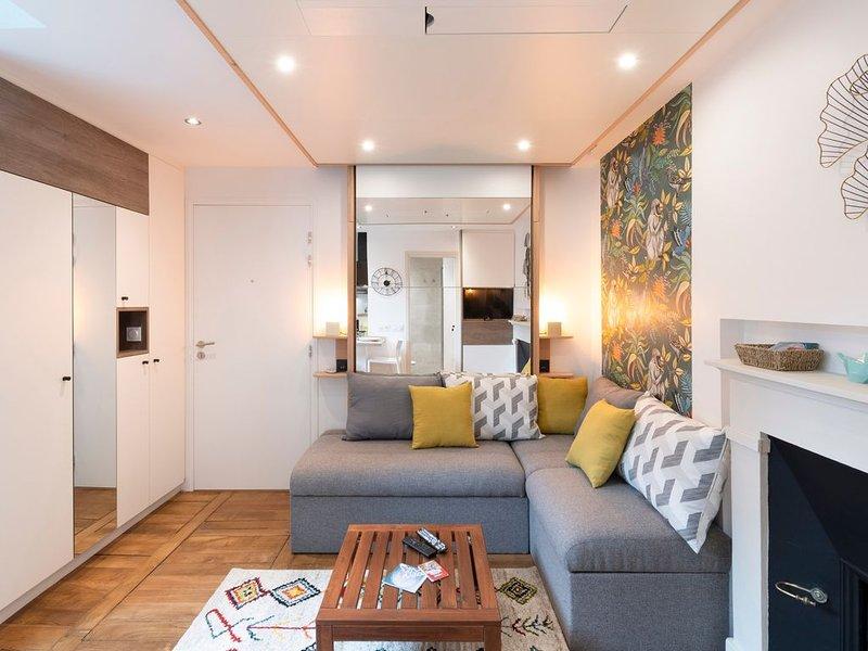 Le Petit Botté - Studio plein cœur de Rennes, holiday rental in Chantepie