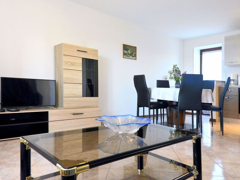 Appartamento Milena, Umag-Biribaci, 2 balconi, giardino, Wi-Fi, lavatrice, holiday rental in Radini