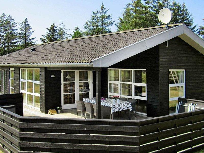 Rustic Holiday Home in Ålbæk with Sauna, alquiler vacacional en Kandestederne