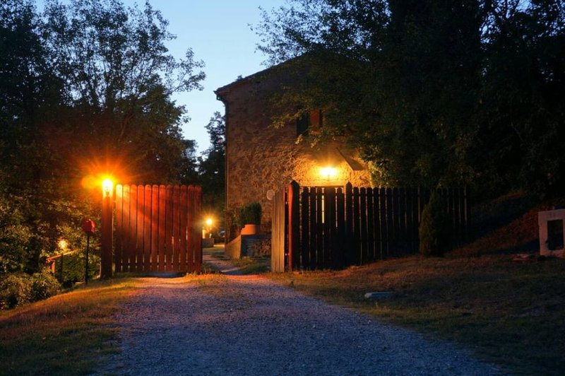 Appartamento 'Agriturismo Le Bosole' - Val di Pierle - Cortona, location de vacances à Cortona