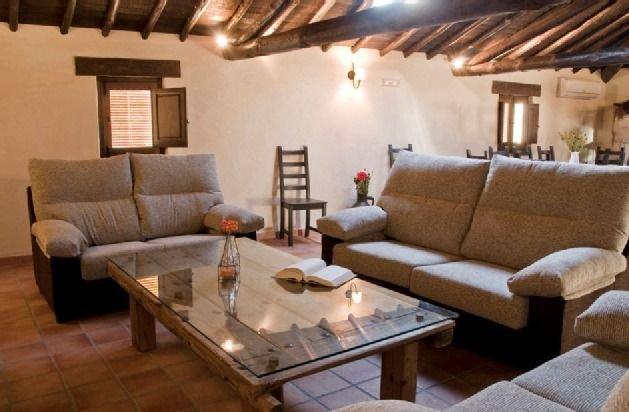 Casa rural (alquiler íntegro) La Casona Del Señor para 9 personas, holiday rental in Las Herencias