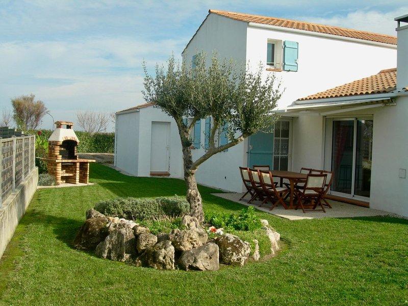 Maison idéale pour des vacances au cœur de l'Ile de Noirmoutier, vacation rental in La Gueriniere