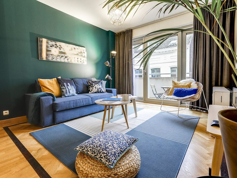 Godecharles V - Une Chambre Appartement, Couchages 4, alquiler de vacaciones en Auderghem