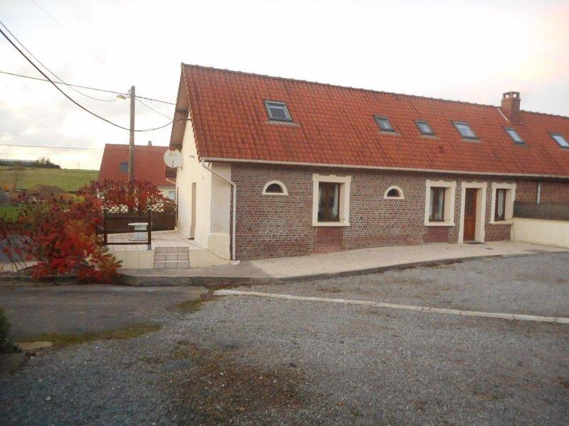 Gîte de la Vallée - SANGHEN, holiday rental in Licques