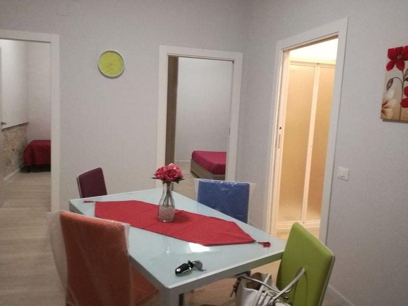 Casa vazanze Margherita , appartemento, 4 posti letto, 2 camere , bagno ,cucina., location de vacances à Capaci