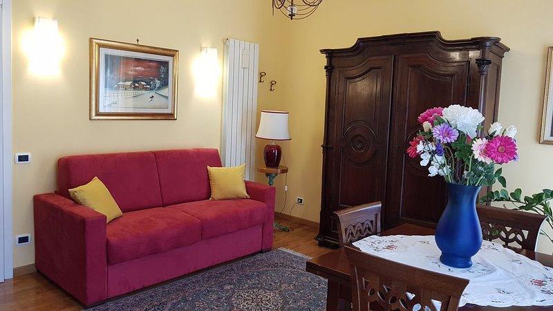 Appartamento Casa Max, vacation rental in Torre Caracciolo