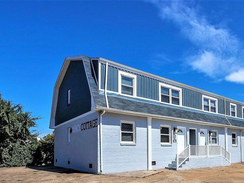 Beach Cottage Pier Suite, alquiler de vacaciones en Norfolk