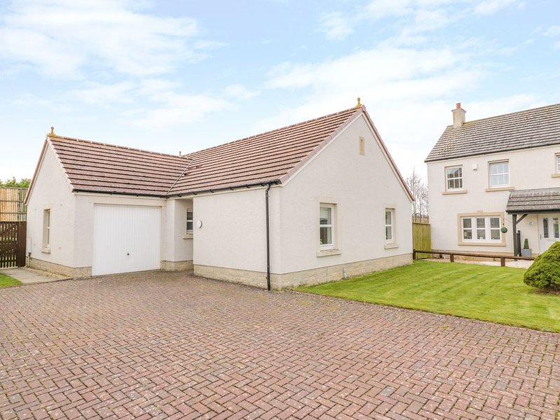 Bright and Beautiful, AYR, holiday rental in Kirkmichael