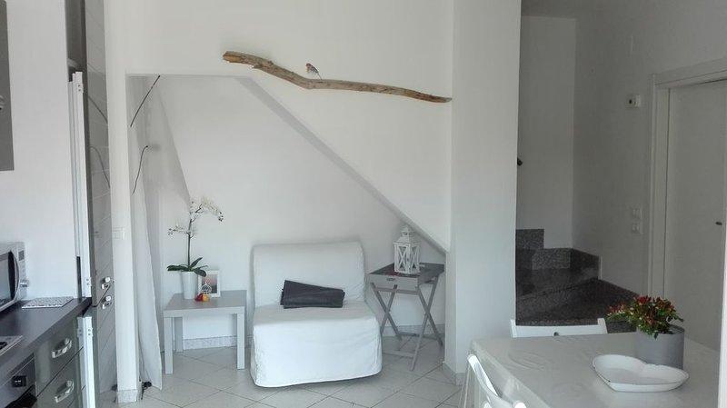 Casetta Ruscitti a pochi minuti dal mare, alquiler de vacaciones en Ortona