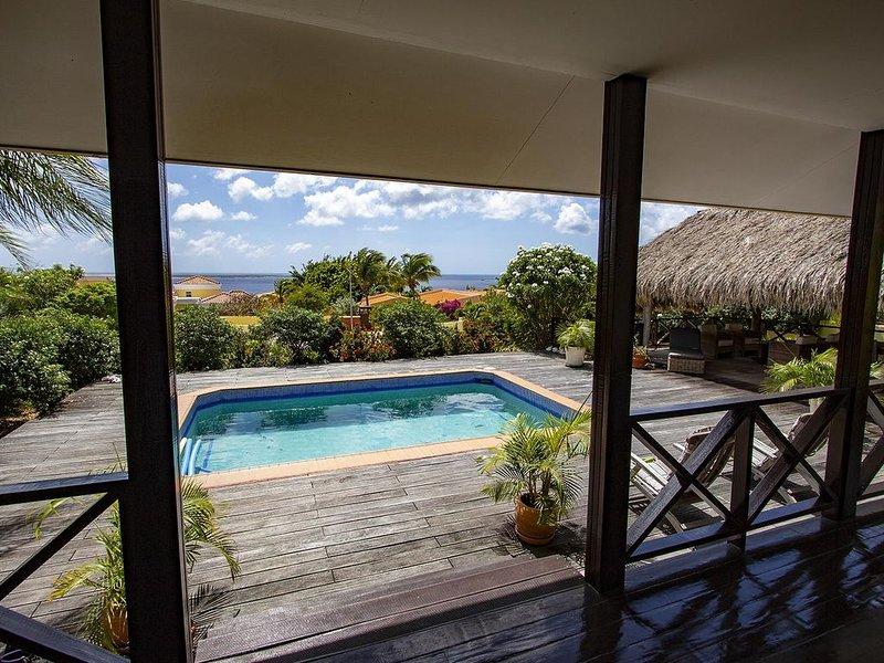 Casa El Tropico in Sabadeco, holiday rental in Washington-Slagbaai National Park
