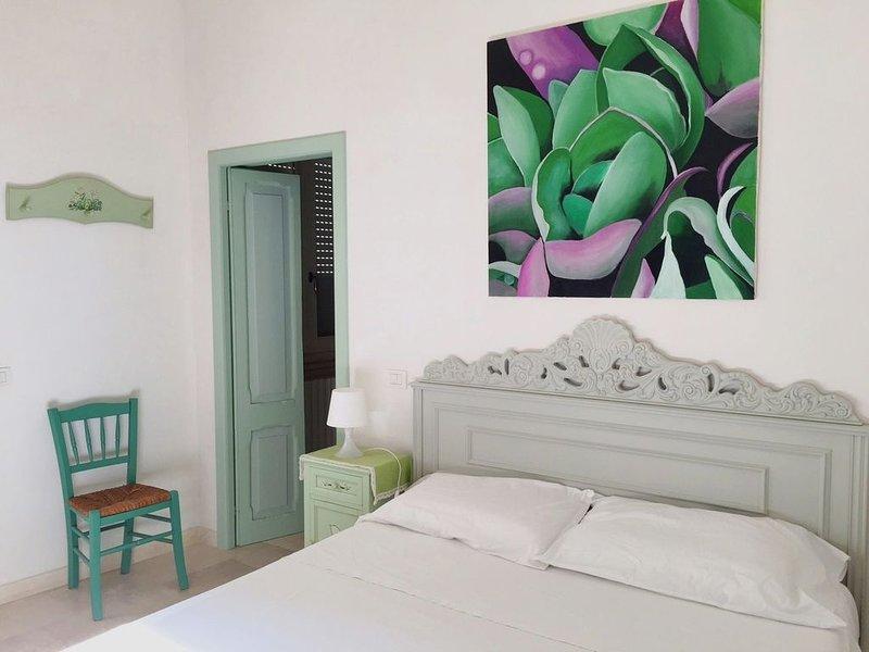 Appartamento 65 mq fronte mare con giardino, holiday rental in Grottammare