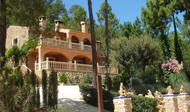 Casa rural El  Calar I, holiday rental in Povedilla