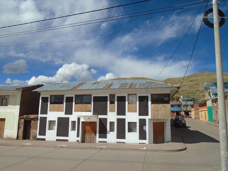 Casa Familiar Carmelita., alquiler vacacional en Checacupe