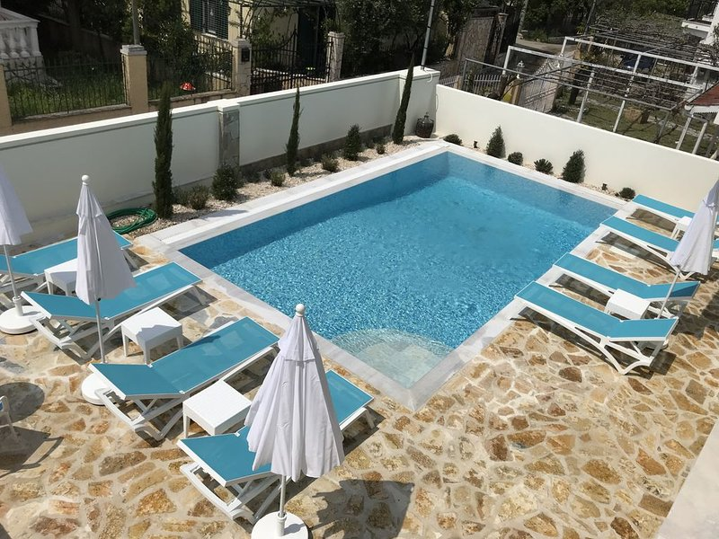 The Central Apartments - BRAND NEW luxury apartments, central, Kassiopi, holiday rental in Kassiopi