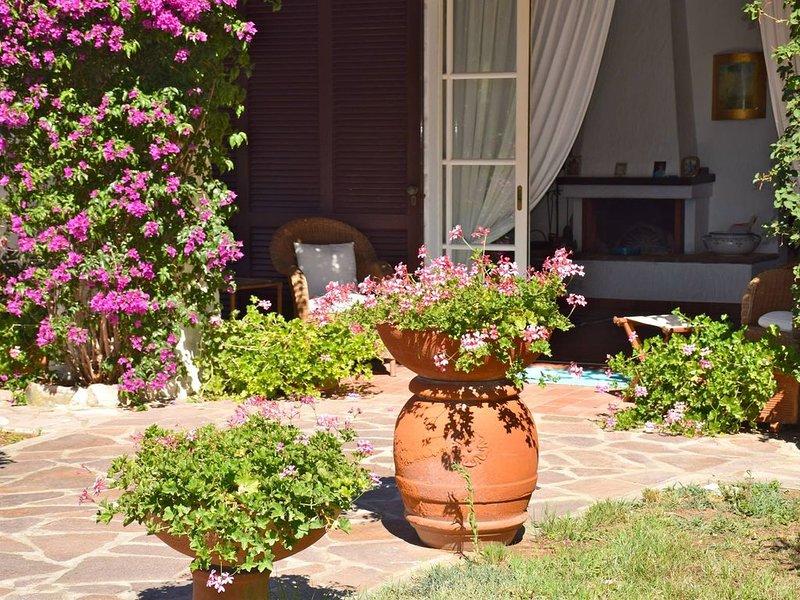 ISOLA D'ELBA: VILLA DI LUSSO VICINO AL MARE, casa vacanza a San Piero in Campo