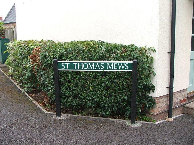 St Thomas Mews