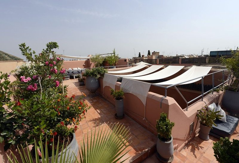restored fully staffed riad Marrakech Medina. Fully  licensed  maison d hotes, vacation rental in Marrakech