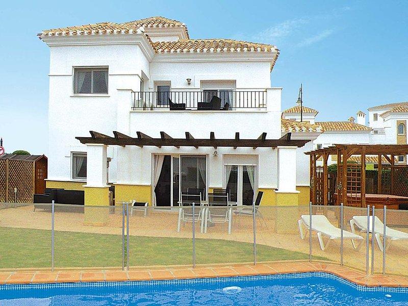 Modern villa with Jacuzzi – semesterbostad i Roldan
