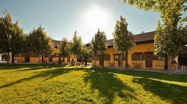 Apartamento rural La Estibialla para 4 personas, holiday rental in Campo