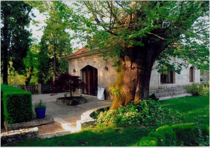 Casa en campo de golf Mondariz Balneario, casa vacanza a Salvaterra de Mino
