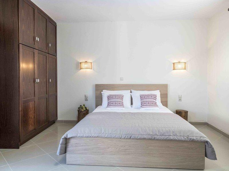 Villa Faistos View - Balcony Apartment, holiday rental in Zaros
