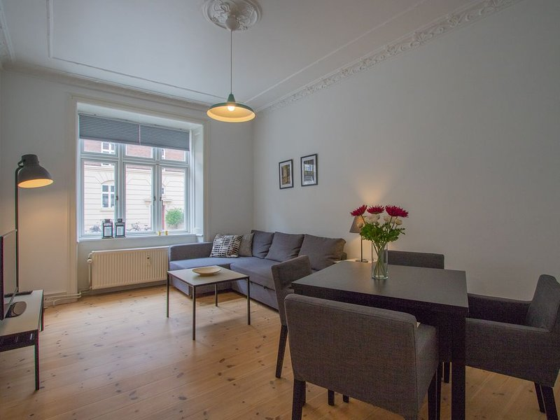 Vesterbro is the most happening, trendy and urban area in all of Copehagen., Ferienwohnung in Roedovre Municipality
