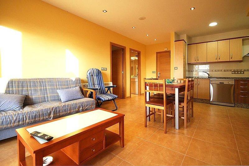 Apartamento - 2 Dormitorios con Piscina - 101936, vacation rental in Corrubedo