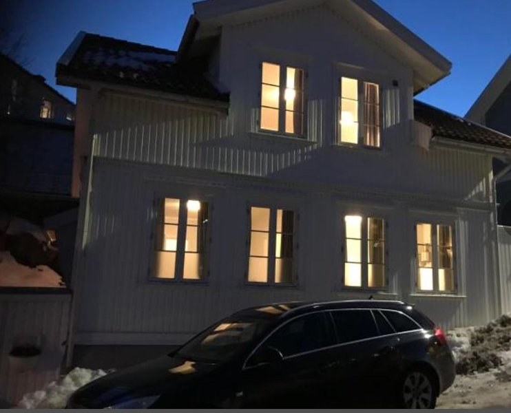 House for rent in the center of Kragerø, vacation rental in Kragero