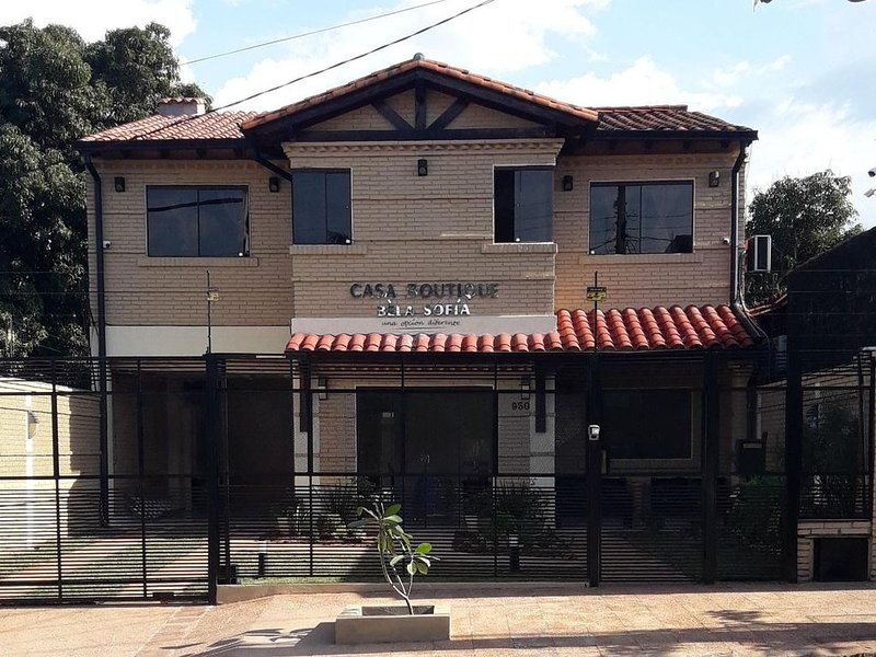 Casa Boutique Bèla Sofía  - Lapacho, alquiler de vacaciones en Paraguay
