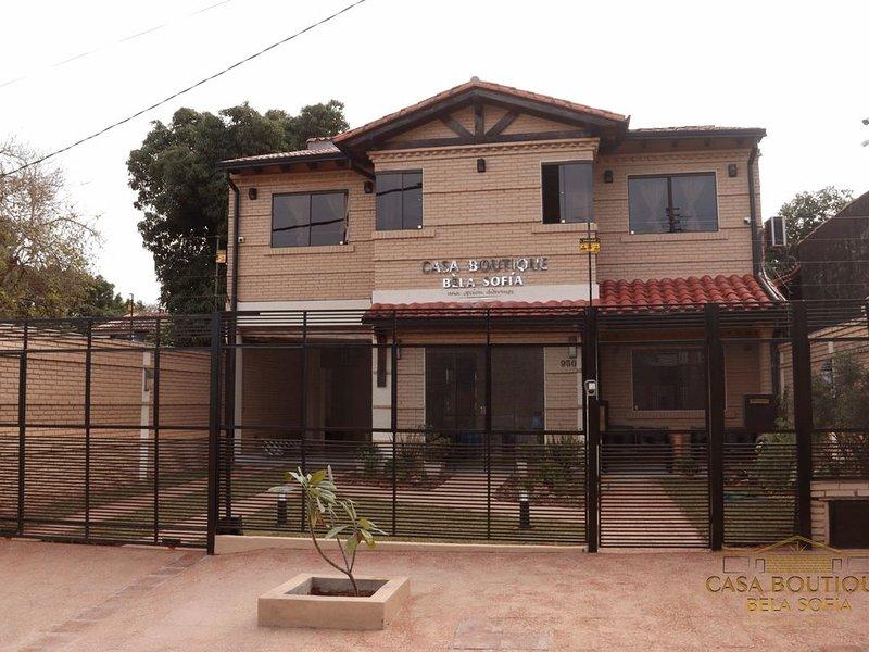Casa Boutique Bèla Sofía-Ybyrapyta, alquiler de vacaciones en Paraguay
