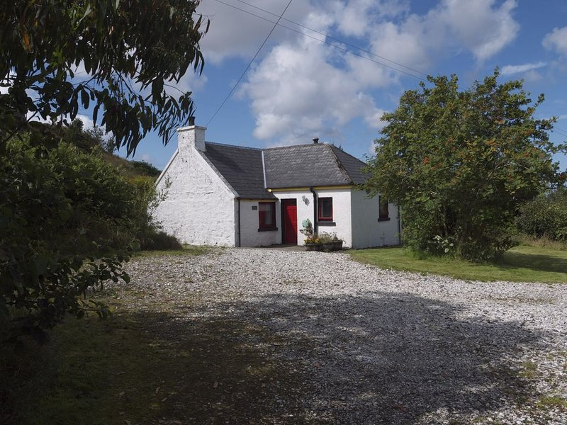 Blossom Cottage Luxury Self Catering, Ferienwohnung in Dunvegan