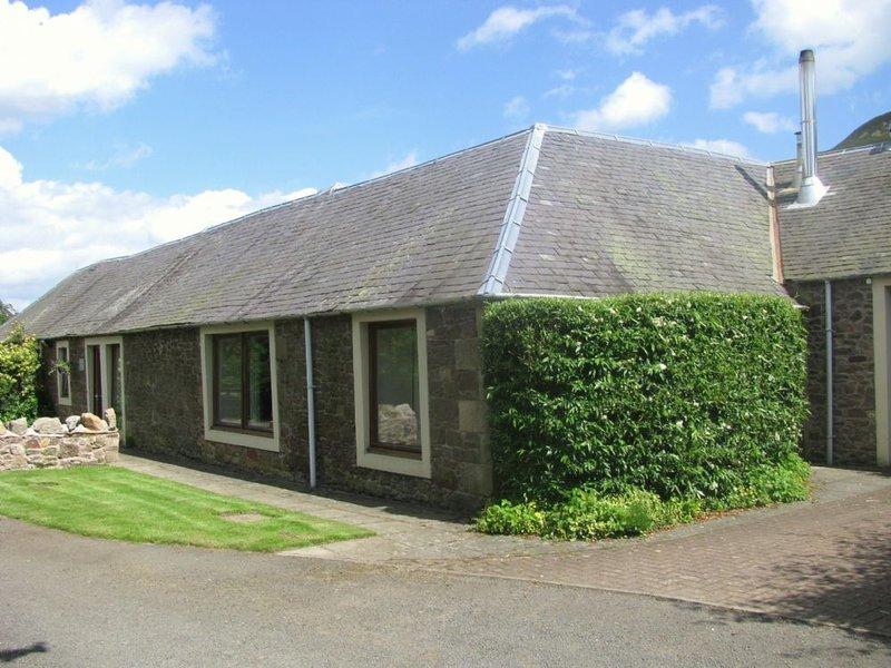 Eildon Holiday Cottages - Howlands - 4 star holiday cottage 2 mins from Melrose, location de vacances à Lauder