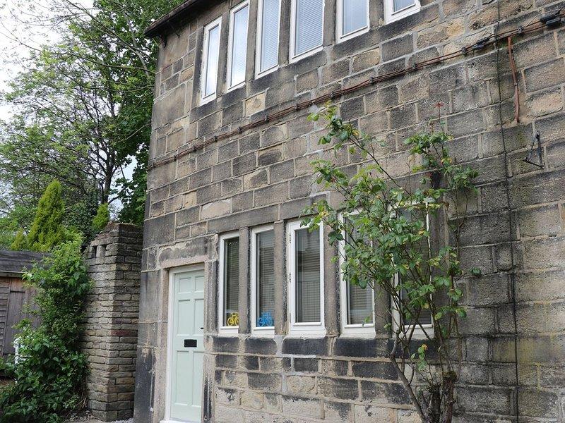 Hawksclough Cottage, HEBDEN BRIDGE, casa vacanza a Wadsworth