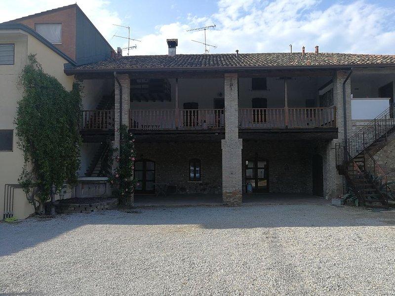 Casa vacanze lago di Garda sud - Cascina il Raperonzolo, vakantiewoning in Castiglione Delle Stiviere