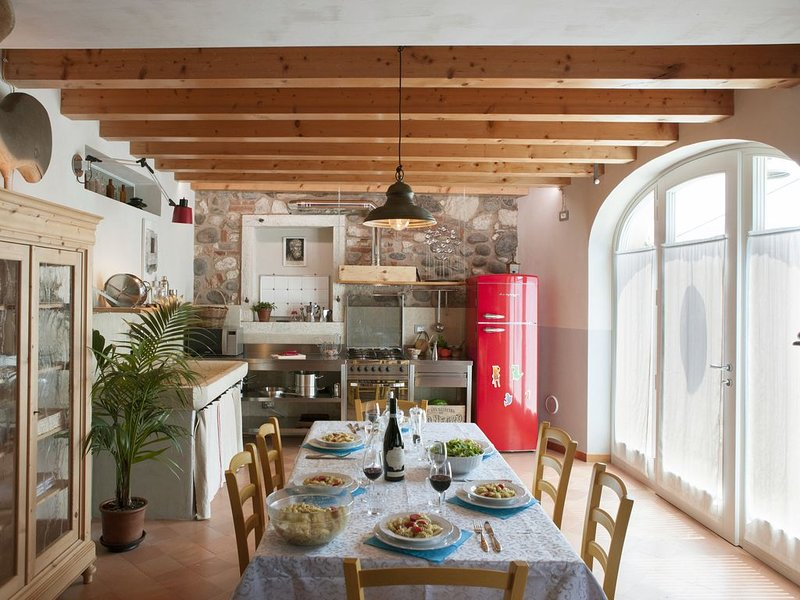 Casa Deancò Appartamento Pietra, alquiler vacacional en Ori-Vegerana