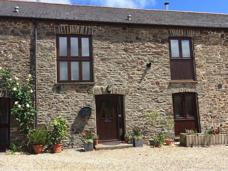 Holiday Cottage on the Edge of Dartmoor in Devon England, alquiler de vacaciones en Winkleigh