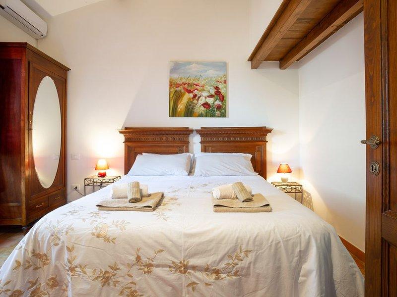 Bed & Breakfast La Suite Blu, holiday rental in Viterbo
