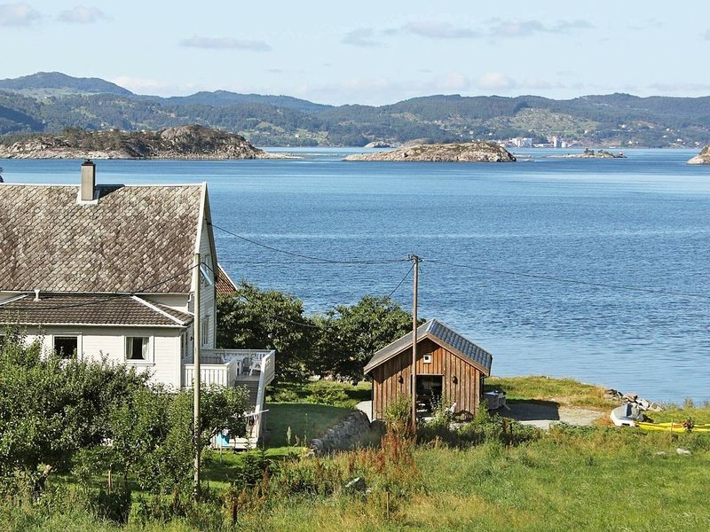 9 person holiday home in Fister, vacation rental in Rogaland