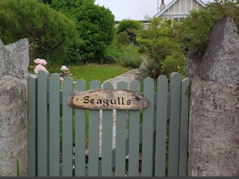 Seagulls, Porthcothan Bay, Ferienwohnung in Porthcothan