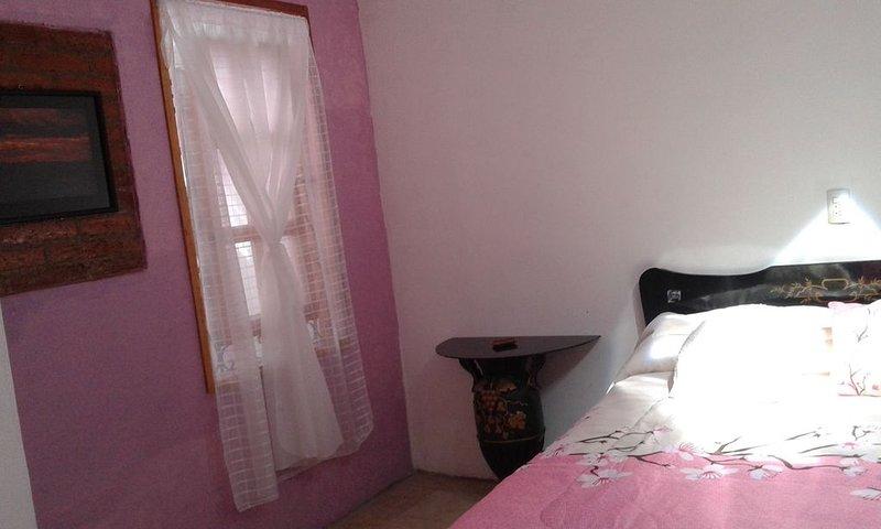 Apartamento  ' La  Carreta Rica' capacidad base 5 personas., holiday rental in Michoacan