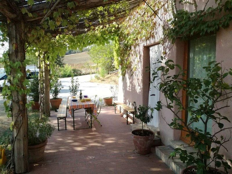 Casa Vacanze Ortobene, holiday rental in Mondavio