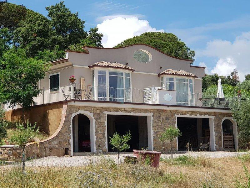Frantonio appartamento vista mare, holiday rental in Lido di Capoliveri