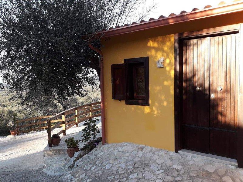 Casa verde natura   Strada statale 89 km.******* Vieste, location de vacances à Coppitella