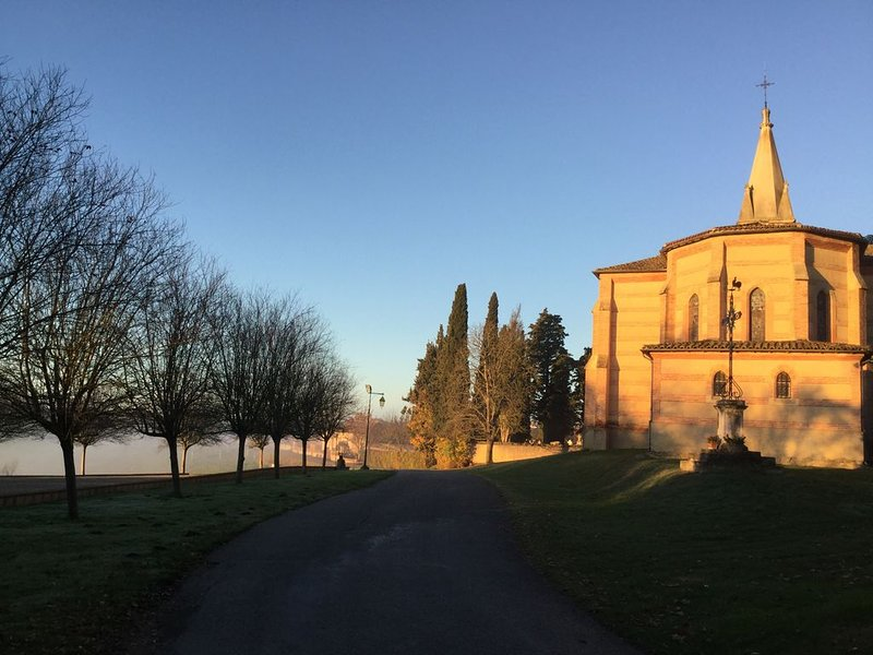 Gaujac kerk
