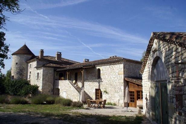 Gîte Fabre Vieux pour 4 personnes, location de vacances à Castelnau-Montratier