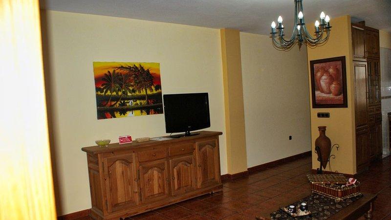 La Casita Nueva( El Socorro-Güímar)WIFI-Senderismo, vacation rental in Puertito de Guimar