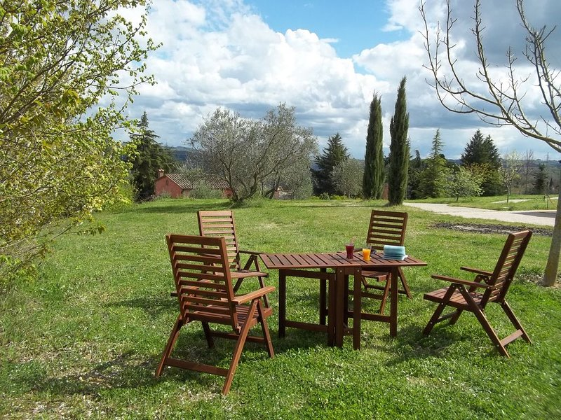 Casa vacanze in Umbria CASAMORENA, vacation rental in Montegabbione