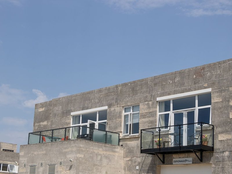 For Your View Only, PORTLAND BILL, vacation rental in Isle of Portland